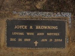 Joyce Rose <i>Rathke</i> Browning