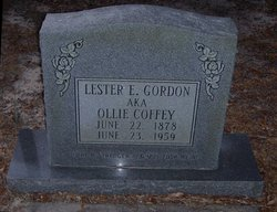 Ollie Coffey