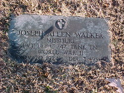 Joseph Allen Walker