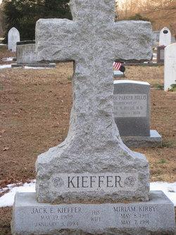 Miriam <i>Kirby</i> Kieffer