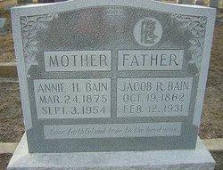Jacob Robert Bain