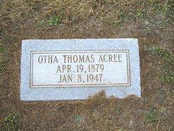 Otha Thomas Acree