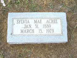 Sylvia Mae Acree
