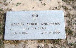 Harvey Albert Anderson