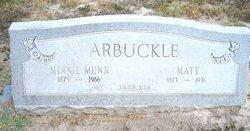 Matt Arbuckle
