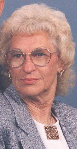 Betty Jo <i>Cannon</i> Adams