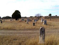 Camp San Saba Cemetery