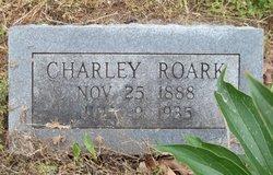 Charles Curtis Charley Roark