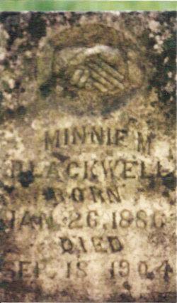 Minnie Blackwell