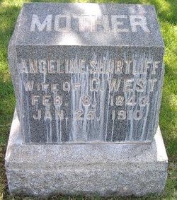Angeline Almeda <i>Shurtliff</i> West