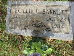 Cecille B Barnett