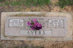 Glenn Delbert Avers