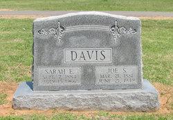 Joseph Sanford Joe Davis