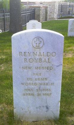 Pvt Reynaldo Roybal
