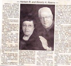 Beverly Ann <i>Becker</i> Kearns