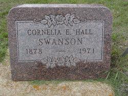 Cornelia Elizabeth <i>Gillpatrick</i> Hall-Swanson
