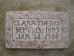 Clara <i>Shepherd</i> Cherry