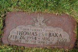 Thomas Tommy Baka
