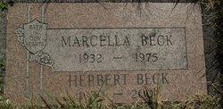 Marcella <i>Heintz</i> Beck