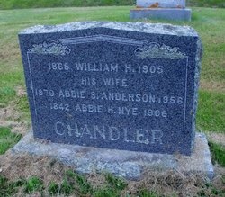 Abbie S. <i>Anderson</i> Chandler