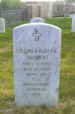 Leonardita Nora <i>Trujillo</i> Roybal