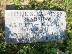 Leslie Susan Jetamio <i>Crisp</i> Bradshaw