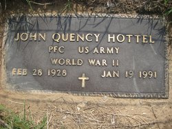 John Quincy Hottel