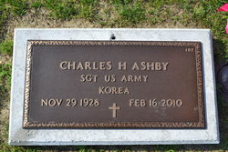 Charles Howard Ashby
