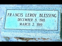 Francis LeRoy Blessing