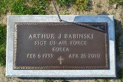 Arthur J. Babinski