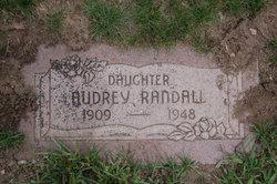 Audrey <i>Strickland</i> Randall