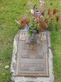 Mardieze A. <i>Stellman</i> Madson