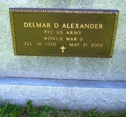 Delmar Donovan Alexander