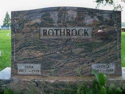 Anna May <i>Bowers</i> Rothrock