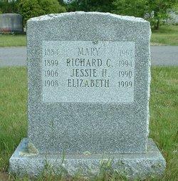Elizabeth G Betty Anderson