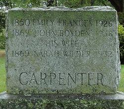 John Boyden Carpenter