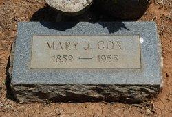 Mary Josephine <i>McFarren</i> Cox