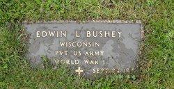 Edwin L Bushey