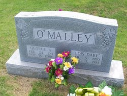 George Anthony O'Malley
