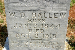 William Ogburn Ballew