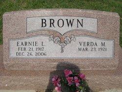 Earnie Lawson Brown