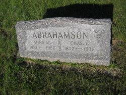 Charles Fredrick Abrahamson