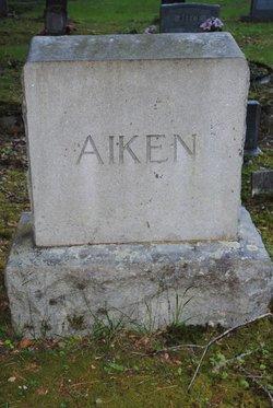 Mary Jane <i>Shipman</i> Aiken