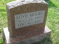 Loyd Moore