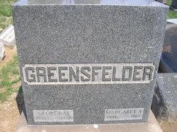 Margaret A <i>Lutz</i> Greensfelder