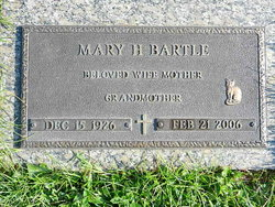 Mary H Bartle