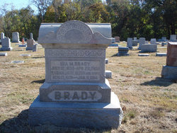 Sarah Jane <i>Bush</i> Brady