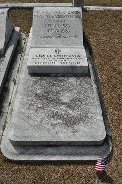 Maj George Smith Davis
