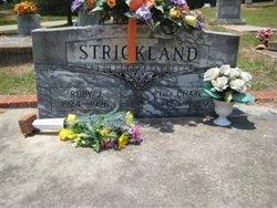 Ruby J Strickland