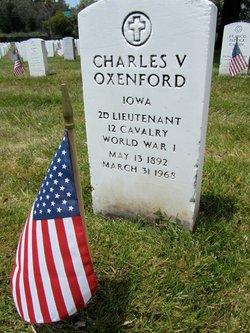 Charles Verner Oxenford